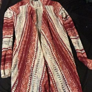 New Directions Knitted Cardigan